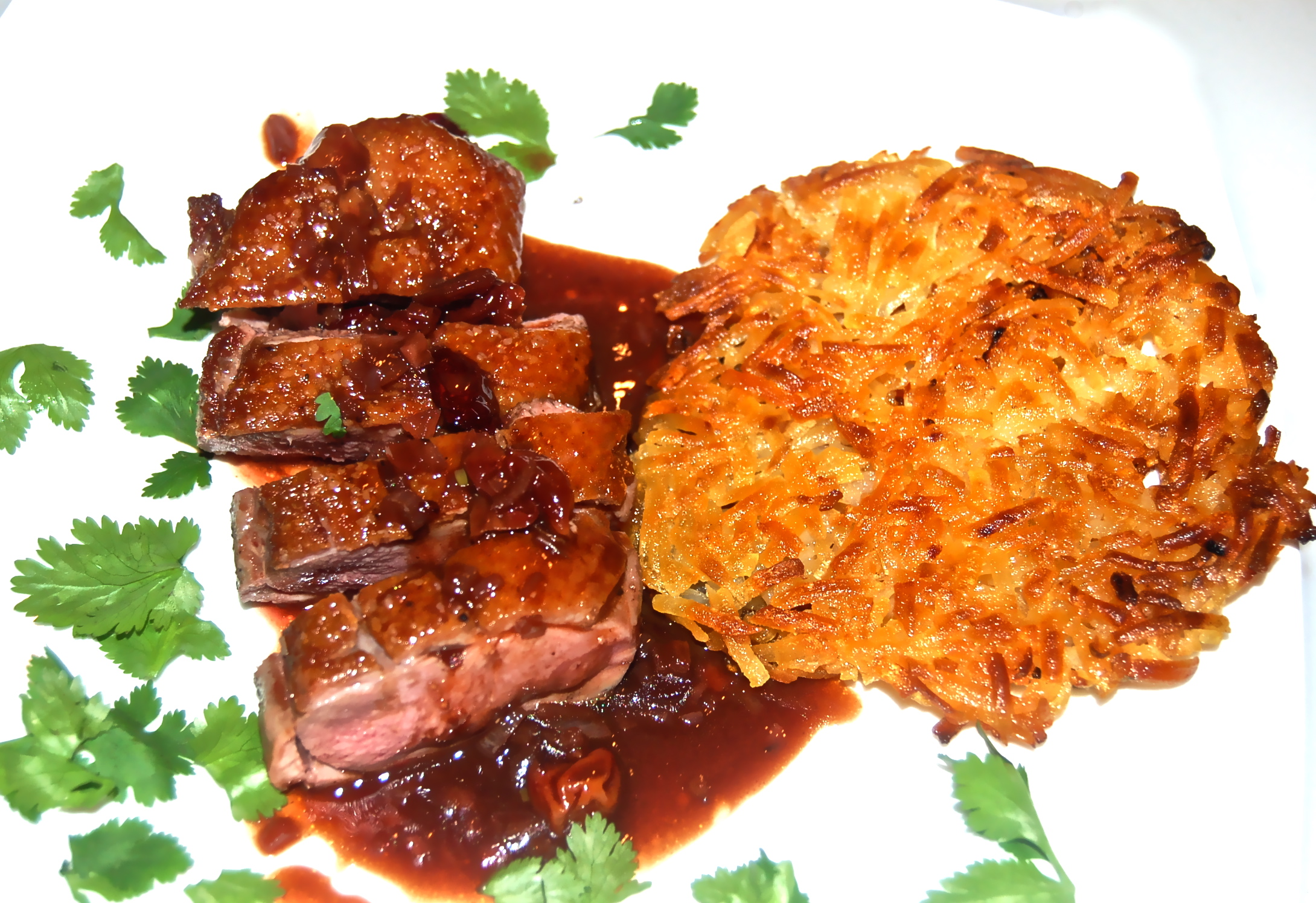 port sauce grapes duck with cherry port duck peppered duck breasts ...