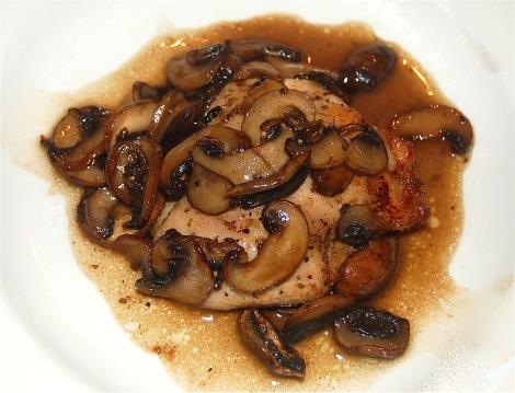 Chicken Marala