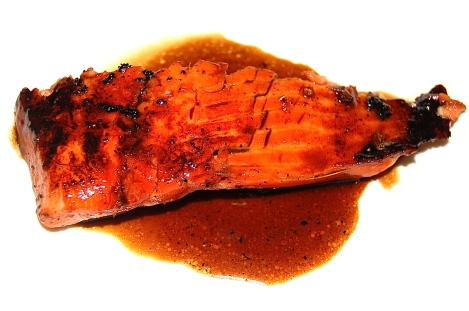 Maple & Soy Salmon 2