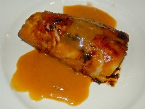Black Cod with Miso Sauce